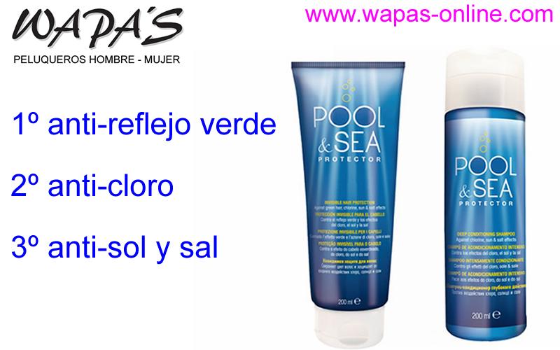 Pool sea wapas peluqueria for Piojos piscina