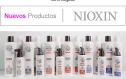 Nuevos productos Nioxin