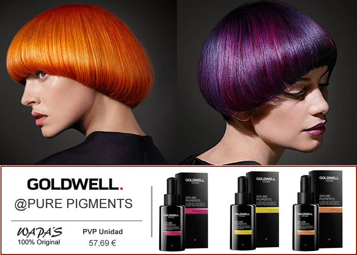 Coloración cabello - Goldwell Pure Pigments