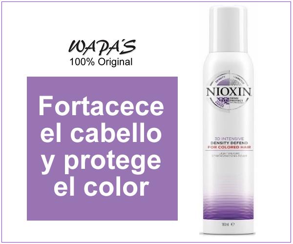 Density Defend de Nioxin