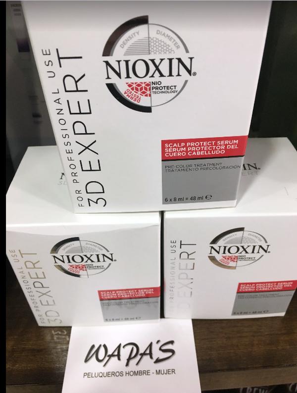 nioxin sclap protect serum 6 x 8 ml