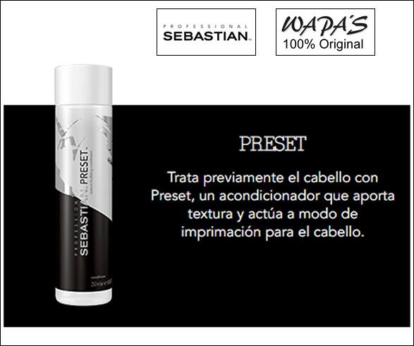sebastian effortless preset