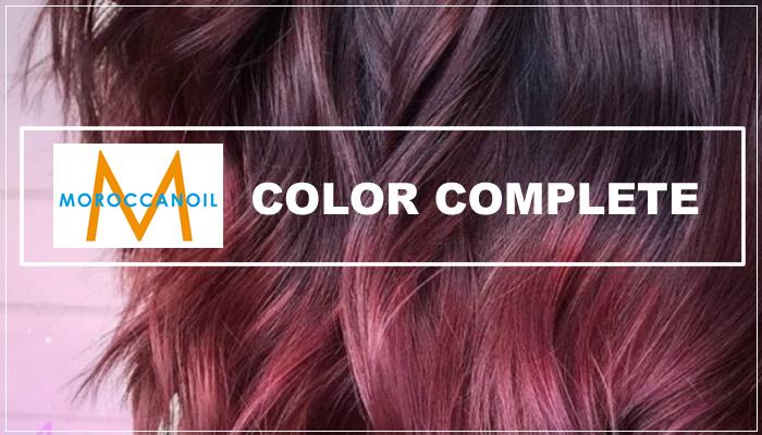 Moroccanoil color complete
