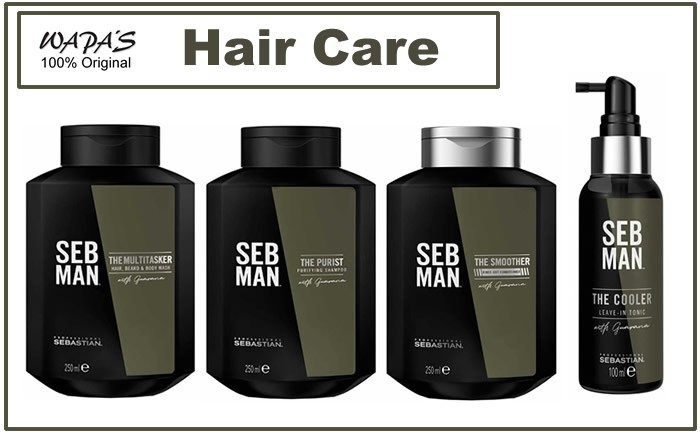 seb man hair care