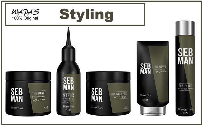 seb man styling