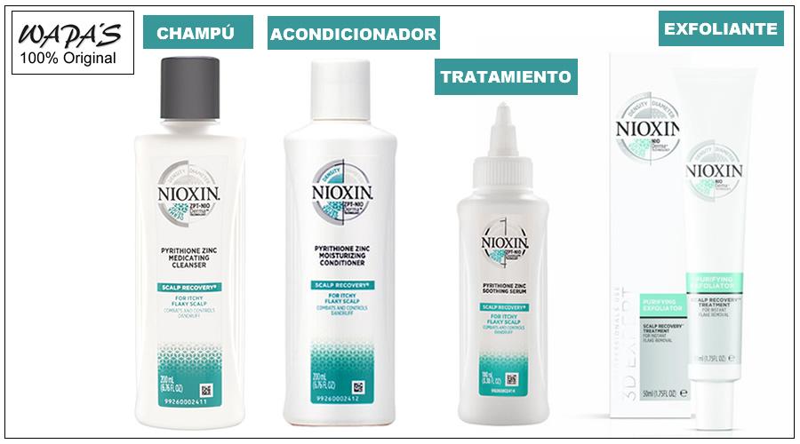 nioxin scalp recovery