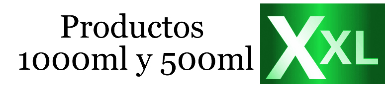 PRODUCTOS PELUQUERIA 1 LITRO