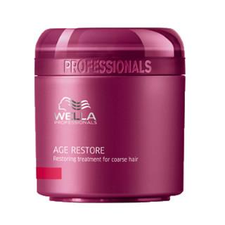 WELLA AGE RESTORE MASCARILLA 150ml / cabello grueso
