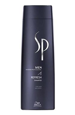 SP MEN REFREHS CHAMPU 250ml cuerpo y cabello