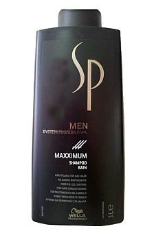 SP MEN MAXXIMUN CHAMPU 1000ml fortalece y limpia