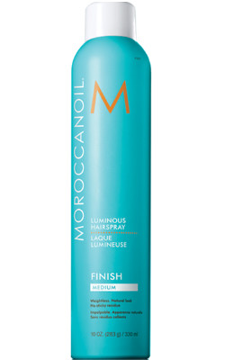 MOROCCANOIL LUMINOUS SPRAY 330ml fijación media