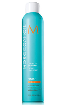 MOROCCANOIL LUMINOUS STRONG SPRAY 330ml fijación fuerte
