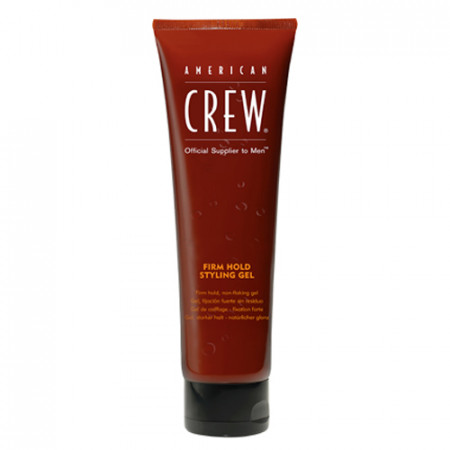 AMERICAN CREW FIRM HOLD 250ml GEL / fijación fuerte y brillo