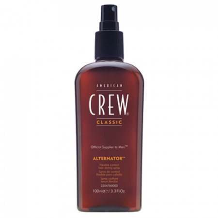 AMERICAN CREW ALTERNATOR 100ml / spray de fijacion y brillo medio