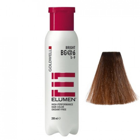 ELUMEN BRIGHT BG@6 200ml Color marron dorado