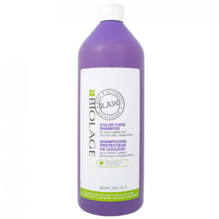 BIOLAGE RAW COLOR CARE CHAMPÚ 1000 ml Cabello coloreado