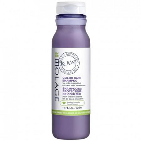 BIOLAGE RAW COLOR CARE CHAMPÚ 325 ml Cabello coloreado