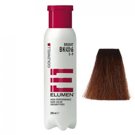 ELUMEN BRIGHT BK@6 200ml Color Marrón cobrizo