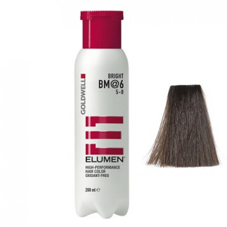 ELUMEN BRIGHT BM@6 200ml Color marron mate
