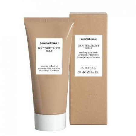 COMFORT ZONE BODY STRATEGIST SCRUB 200 ml Gel corporal exfoliante