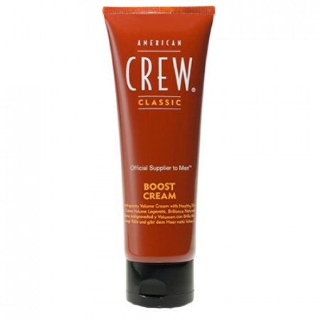 AMERICAN CREW BOOST CREAM CREMA 100ml / volumen anti-gravedad y brillo