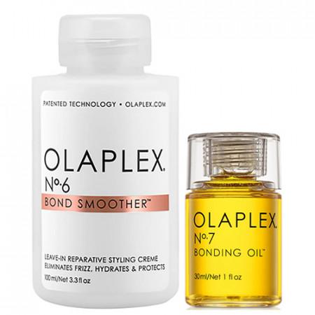 OLAPLEX KIT BONDING DUO Nº 6 y Nº 7 - 130 ml