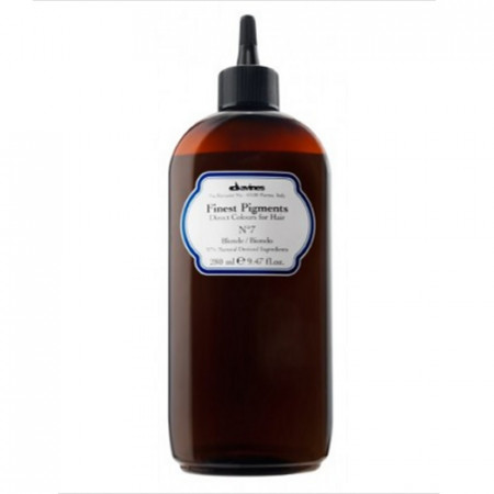 DAVINES FINEST PIGMENTS N7 280ml / color rubio