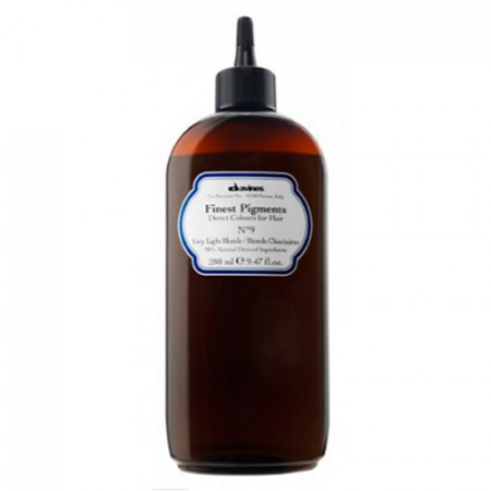 DAVINES FINEST PIGMENTS N9 280ml / color rubio muy claro