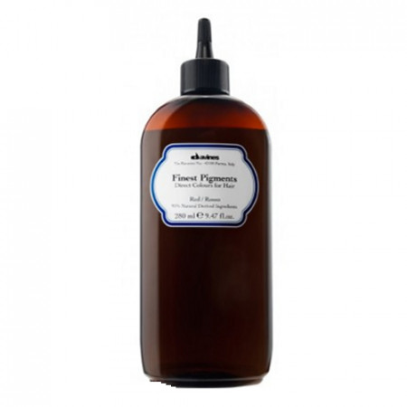 DAVINES FINEST PIGMENTS RED 280ml / color rojo