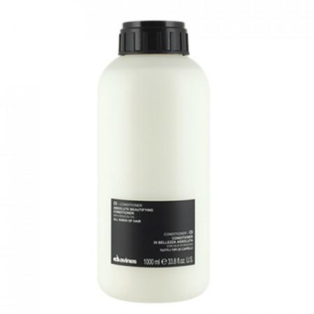 DAVINES OI / ACONDICIONADOR 1000ml suavidad / brillo / cuerpo (Todo tipo de cabello)