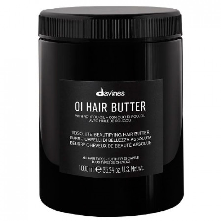 DAVINES OI HAIR BUTTER 1000 ml manteca nutritiva