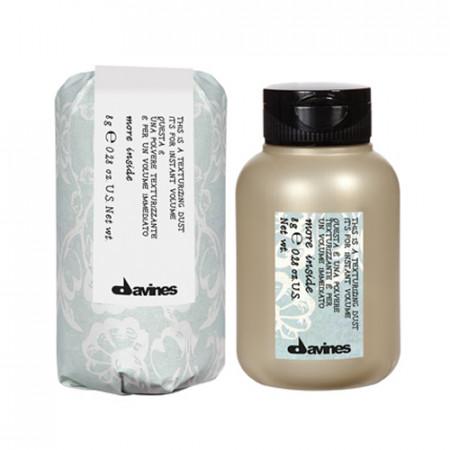 DAVINES MORE INSIDE TEXTURIZING DUST 8gr polvo texturizador cabello