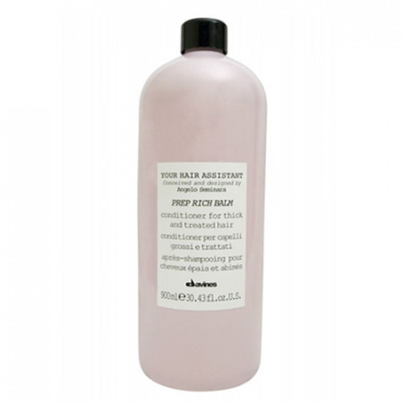 DAVINES YOUR HAIR ASSISTANT PREP RICH BALM 900 ml