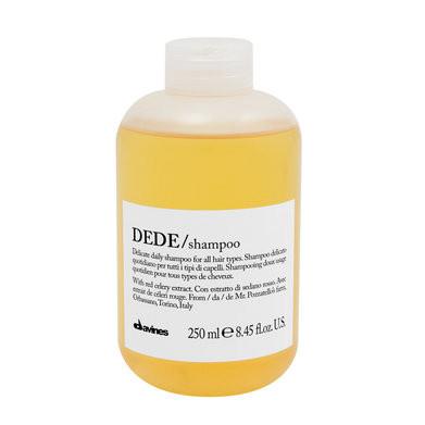 DAVINES ESSENTIAL HAIRCARE DEDE CHAMPU  250ml cabello fino / estresado (uso diario)