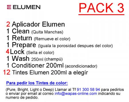ELUMEN PACK 3
