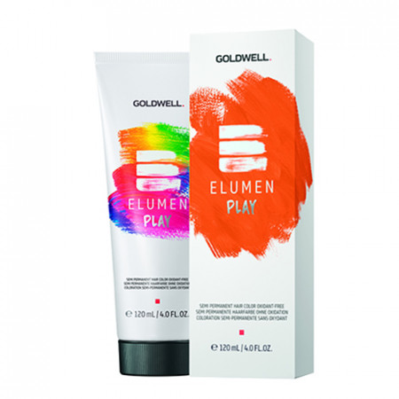 ELUMEN PLAY ORANGE 120ml juice orange