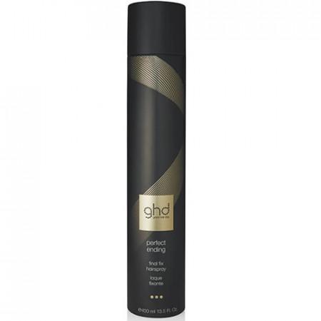 GHD PERFECT ENDING 400 ml - Spray de fijación firme y flexible