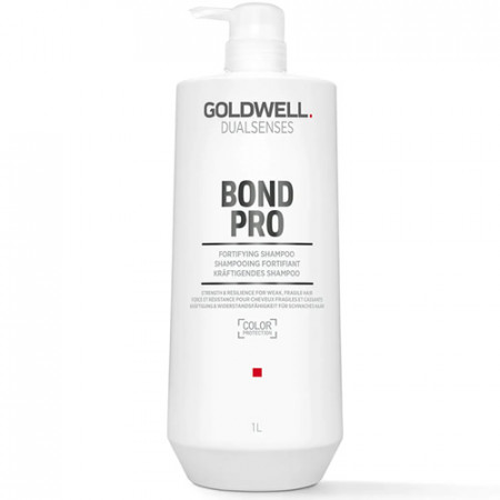 GOLDWELL DUALSENSES BOND PRO FORTIFYING CHAMPU 1000 ml - cabello frágil y débil