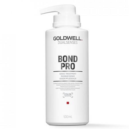 GOLDWELL DUALSENSES BOND PRO 60sec TREATMENT 500 ml - cabello frágil y débil