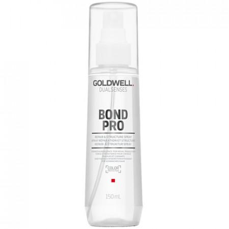 GOLDWELL DUALSENSES BOND PRO REPAIR & STRUCTURE SPRAY 150 ml - cabello frágil o débil
