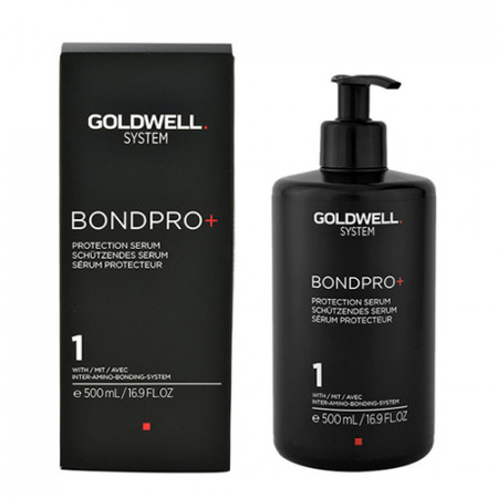 GOLDWELL SYSTEM BOND PRO+ 1 PROTECTION SERUM 500 ml - protector cabello