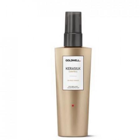 GOLDWELL KERASILK CONTROL DE-FRIZZ PRIMER 75ml  / Prepara el cabello para un peinado fácil y rápido / Prolonga el efecto del servicio De-Frizz.