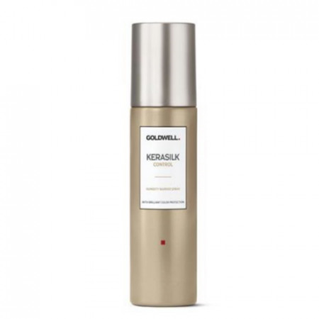 GOLDWELL KERASILK CONTROL HUMIDITY BARRIER SPRAY 150ml / Escudo protector anti-humedad / Aporta un acabado brillante y sin peso