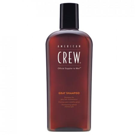 AMERICAN CREW GRAY CHAMPU 250ml / cabello con canas y gris