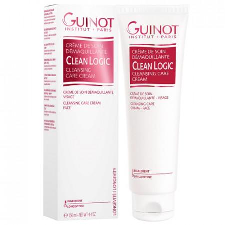 GUINOT CLEAN LOGIC CLEANSING CARE CREAM 150ml Crema desmaquillante