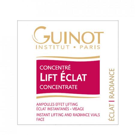 GUINOT CONCENTRE LIFT ECLAT - AMPOLLAS 2ml tensan la piel / embellecen al instante