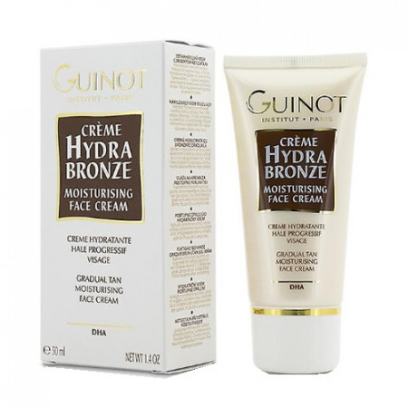 GUINOT CREME HYDRA BRONZE 50ml crema facial hidratante de bronceado