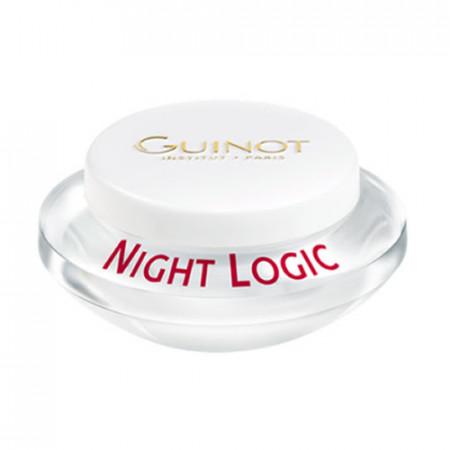 GUINOT CREME NIGTH LOGIC 50ml crema de noche