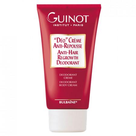 """GUINOT """"DEO"""" CREME ANTI-REPOUSSE 50ml desodorante anti-crecimiento del vello sin alcohol y sin sales de aluminio"""