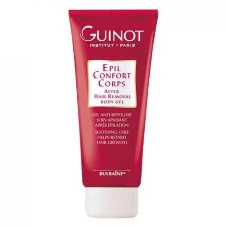 GUINOT EPIL CONFORT CORPS 125ml gel hidratante para pieles depiladas